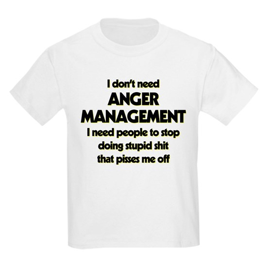 I Don't Need Anger Management