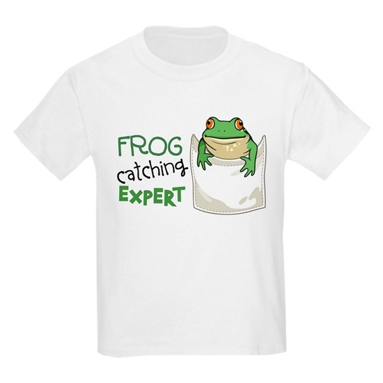 Frog Catching Expert funny humorous design