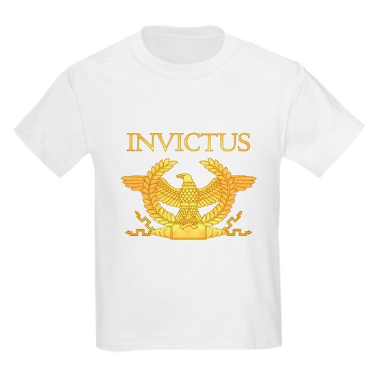 Invictus Eagle Kids Light T-Shirt Invictus Eagle T-Shirt ...