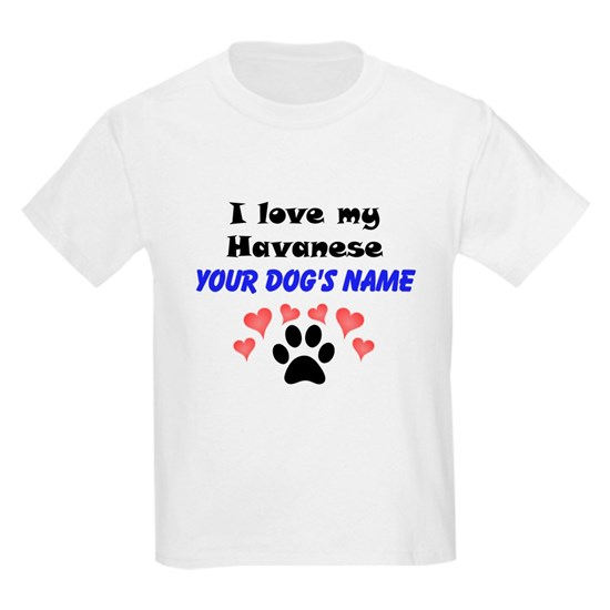 Custom I Love My Havanese