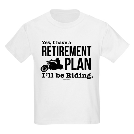 Riding Retirement Plan