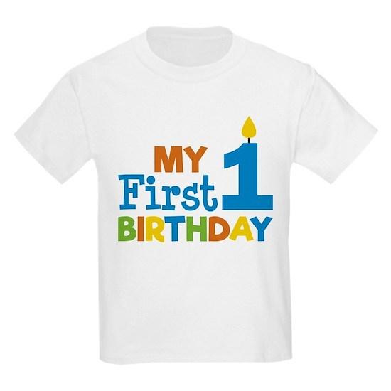 Boys My First Birthday