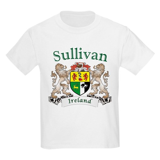 Sullivan Irish Coat of Arms
