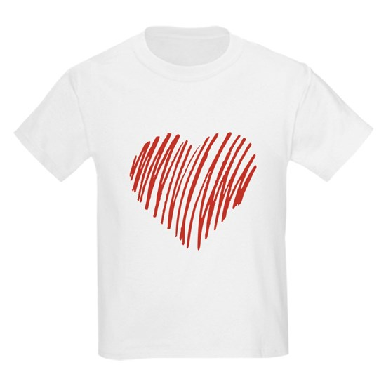 Heart girlfriend t-shirt