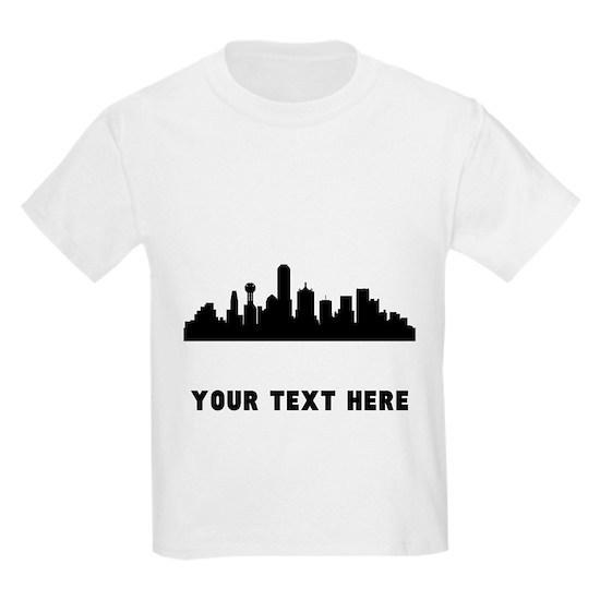 Dallas Cityscape Skyline (Custom)