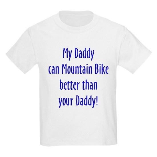 daddy mountain bike
