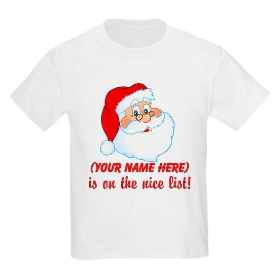 Personalized Santa Claus