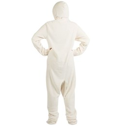 Women's Creme Footed Pajamas