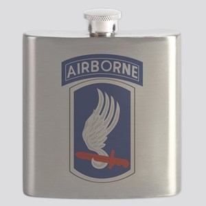 173rd Airborne Bde Flask