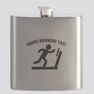 Going Nowhere Fast Flask