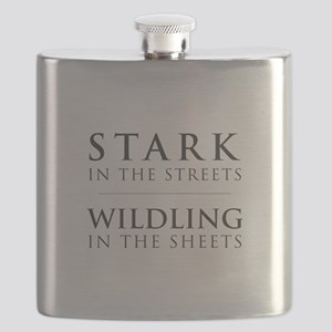 Stark in the Streets Flask