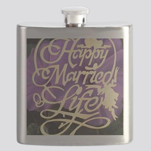 HAPPY MARRIED LIFE  Flask