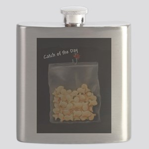 Catch of the Day Flask