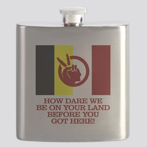 AIM (How Dare We) Flask