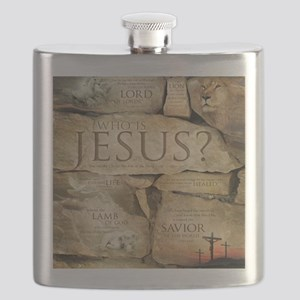 Names of Jesus Christ Flask
