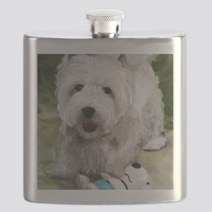 Guarding Snoopy Flask