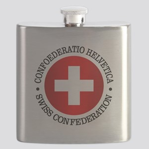 Swiss (rd) Flask