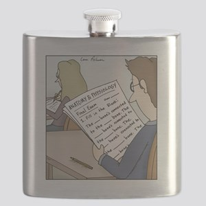 Anatomy Test Flask