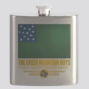 Green Mountain (Flag 10)2 Flask