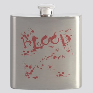 camp blood Flask