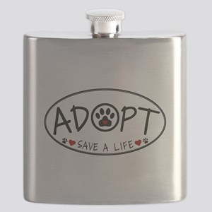 Universal Animal Rights Flask