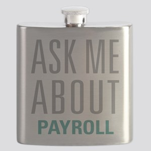 Ask Me About Payroll Flask