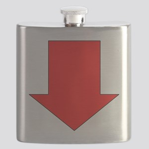Pleasure Me Arrow Flask