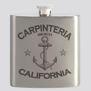 CARPINTERIA BEACH CALIFORNIA copy Flask