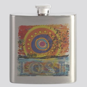 LOST OCEANIC SUNSET NEW copy Flask