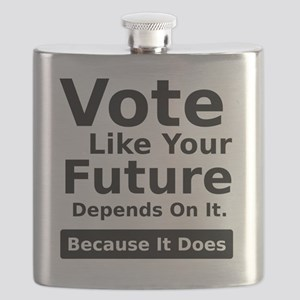 Vote Your Future Flask
