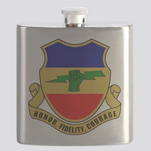 73rd Cavalry Regiment Flask