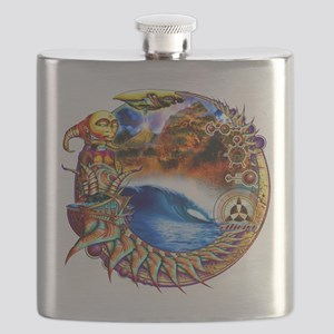 ancient intervention Flask