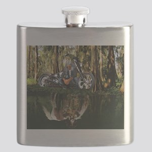 Native Reflections Flask