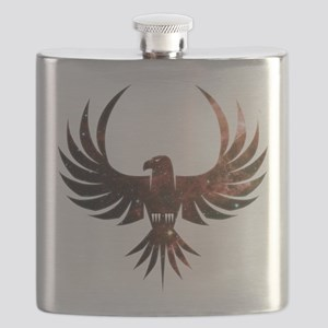 Bird of Prey Flask