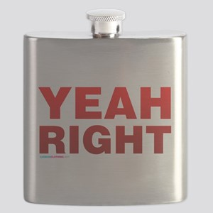 Yeah Right Flask