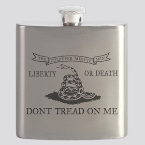 Culpeper Minute Men Flask