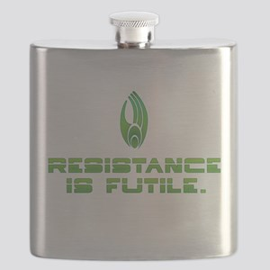 Star Trek Borg - Resistance Flask