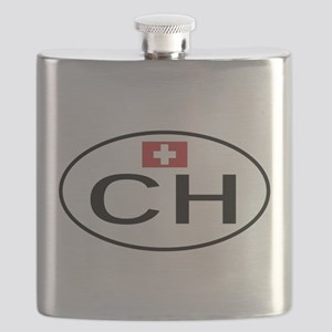 CH Switzerland Flask