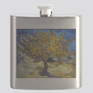 Van Gogh Mulberry Tree Flask