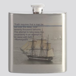 USS_Constitution_1997 Flask