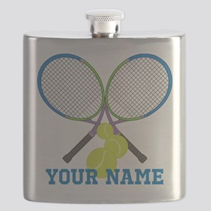 Personalized Tennis Player Flask