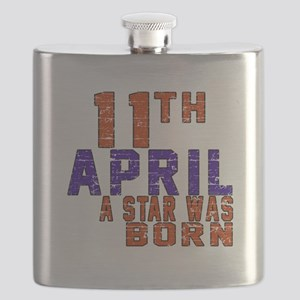 11 April A Star Was Born Flask