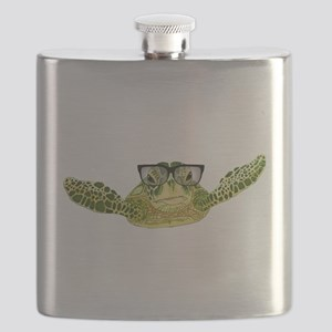 Turtle nerd power Flask