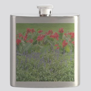 Personalized Photo Flask