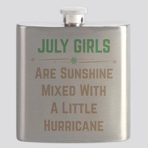July Girls Flask