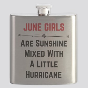 June Girls Flask