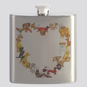 dogheart01 Flask