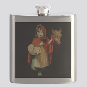 Little Red Riding Hood Gets Revenge Flask