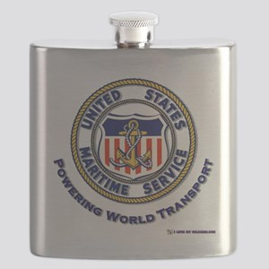 Maritime Svc powering transport Flask