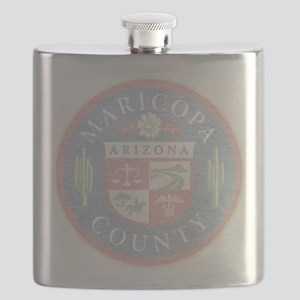 Maricopa County Arizona Flask